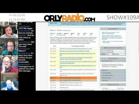ORLY-EP0109B - SCOTUS Stuff, Universal Basic Income, 30 Hour Week, More HB2, And Picks!