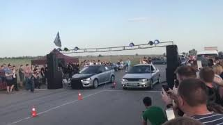 Mitsubishi Lancer X vs Subaru Impreza