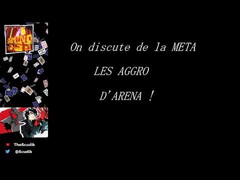 [MTG Arena] Meta snapshot, les aggro d'Arena le 8 Mai 2018.
