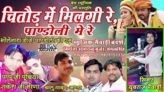 Marwadi SUPERHIT DJ Song - Chittor Milgi Re | YUVRAJ MEWARI | Full Audio | Dev Music Rajasthani