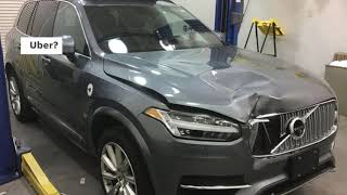 Self-driving Uber's fatal crash one year later: Who is at fault?