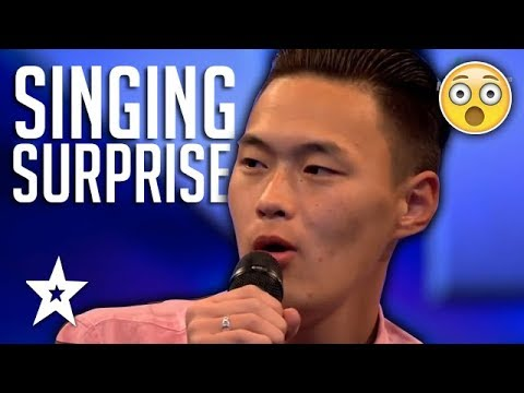 MUST WATCH Country Singer SURPRISES EVERYONE Got Talent Global