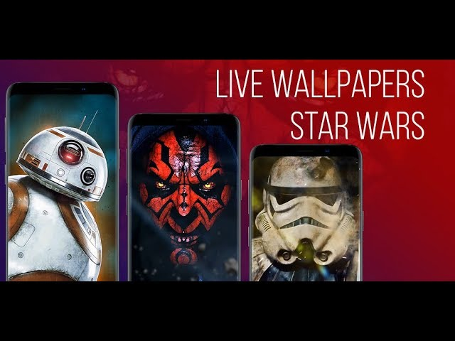 The Best 12 Star Wars Live Wallpaper Android App 2018 Youtube