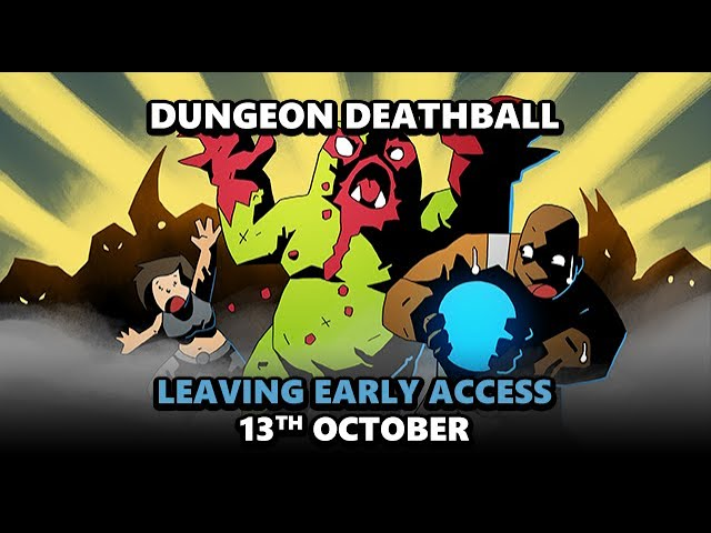 Dad on a Budget: Dungeon Deathball Review (Early Access)