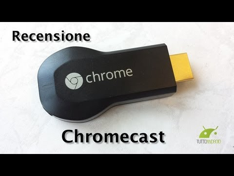 CHROMECAST USER GUIDE