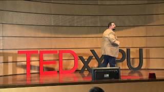 الإعلام الرقمي   Omar Al-Khiami   TEDxYPU