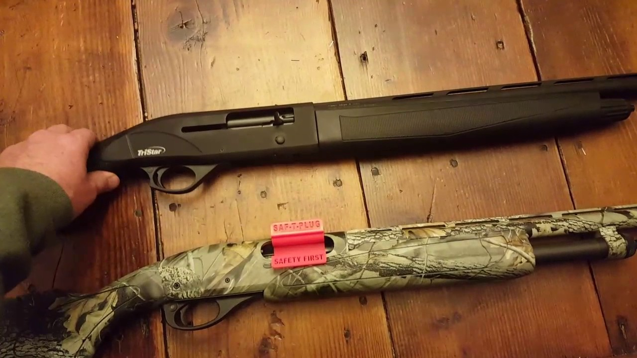 Youth model 20ga shotguns tristar viper g2 and remington 870