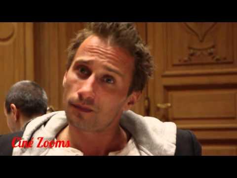SUITE FRANCAISE - Interview : MATTHIAS SCHOENAERTS