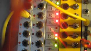 random nerd beats with a 4ms peg plan b m15 maths and requisite sequencers