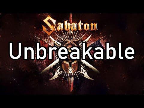 Sabaton | Unbreakable | Lyrics