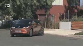 Электромобиль BMW i3  купить(, 2013-08-01T09:46:38.000Z)