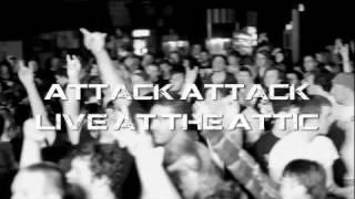 Attack Attack! - Pick A Side - LIVE