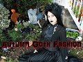 Autumn Gothic Fashion Ideas   Spooky October
