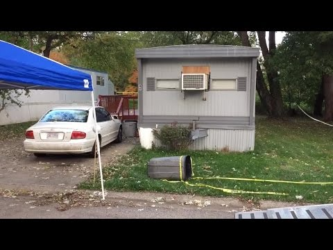 Woman severely beaten in mobile home park in Portage County