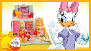 Magasin de Daisy et Minnie -Histoire de jouets Polly Pocket enfants Titounis Touni Toys