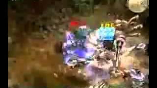 Cabal Online   Трейлер MMORPG игры в стиле аниме фэнтези