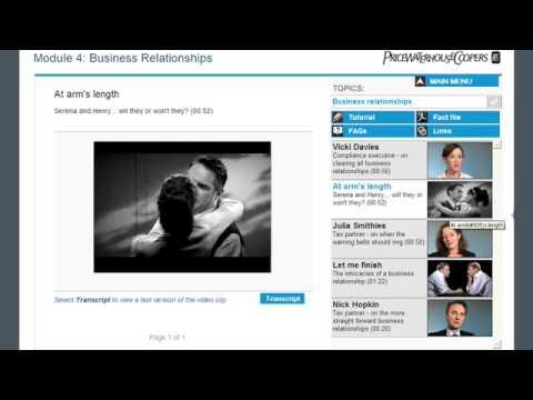 E-Learning: Legal Risk Training