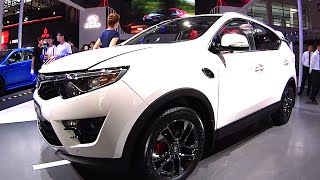 2016, 2017 SouEast DX7 SUV is Naked in China