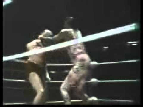 Hank James vs Brute Bernard
