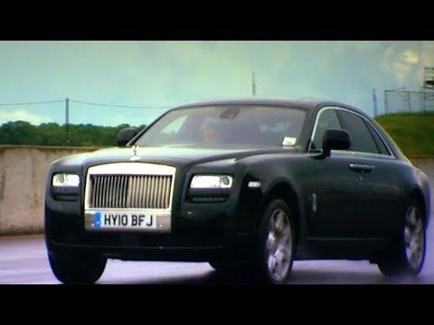Drag Racing In A Rolls Royce #TBT - Fifth Gear