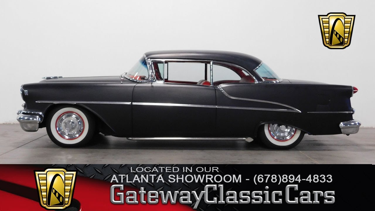 1955 Oldsmobile 88 Holiday Coupe - Gateway Classic Cars of Atlanta #313