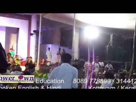 Chingavanam.  Chakkiennoru chemparunth...   Folk Song   Naden pattu  Kottayam Thirunakkara  function