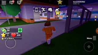 I went to test the new ROBLOX, it went bad!!