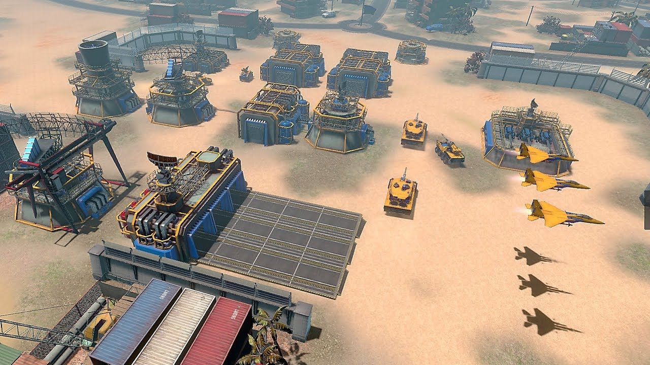 New Modern Army & Base Building RTS  | Armor Clash 3 Gameplay