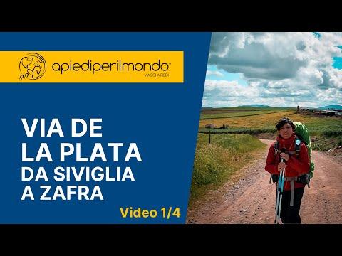 VIA DE LA PLATA -  Siviglia -  Zafra