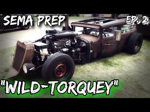 SEMA Crunch: Wild-Torquey upgrades (Ep. 2)
