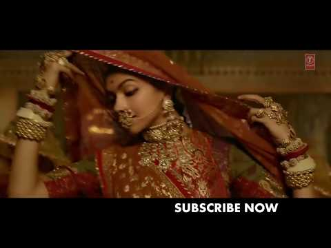 GHOOMAR  3A Full Video Song  7C  E0 A4 98 E0 A5 82 E0 A4 AE E0 A4 B0  7C Deepika Padukon  7C Padmava