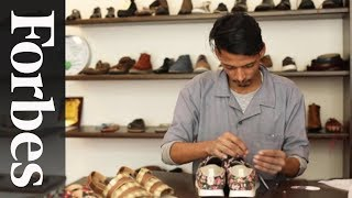 Footwear For The Needy: India's Greensole Turns Old To New