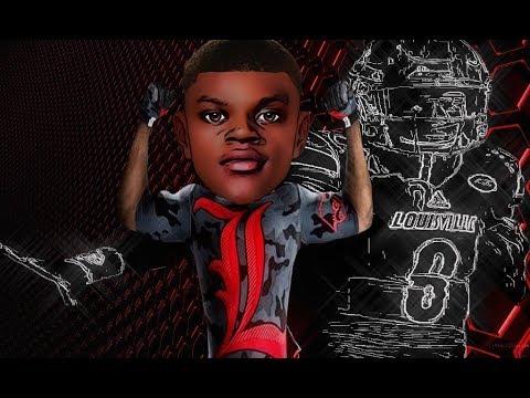 Heisman Trophy Winner Lamar Jackson Was Just Unfair In High School