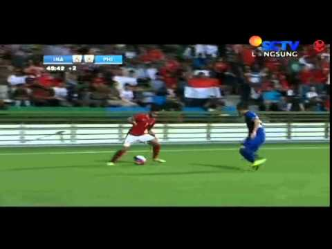 Higlights Indonesia U23 vs Filipina U23 Sea Games 2015 (09/06/2015)