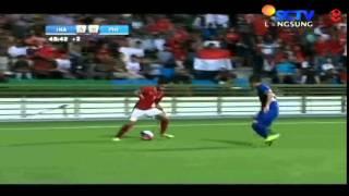Higlights Indonesia U23 vs Filipina U23 Sea Games 2015 (09/06/2015)