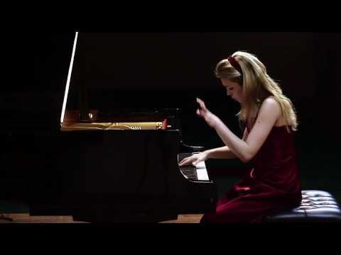 Giulia Rossini - Chopin Scherzo n.3 op.39 in C sharp minor