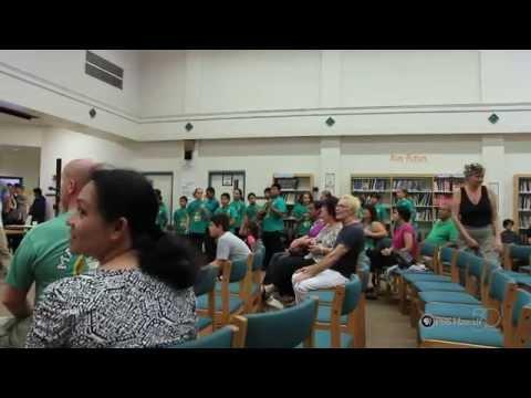 PBS Hawaii - HIKI N? Episode 619   Kapaa Middle School   Elective Night