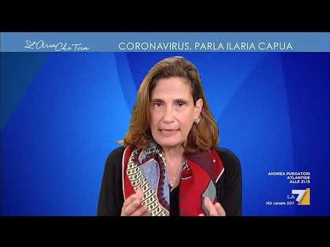 Coronavirus più pericoloso del terrorismo? Ilaria Capua: 'Questo virus è molto contagioso, la ...