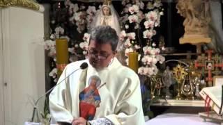 Ks. Piotr Natanek - Kazanie o Tajemnicy Mszy Świętej wg. św. Ojca Pio 20.08.2013