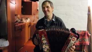 Смуглянка - Молдаванка(гармонь); Smuglyanka Moldavanka (garmon)