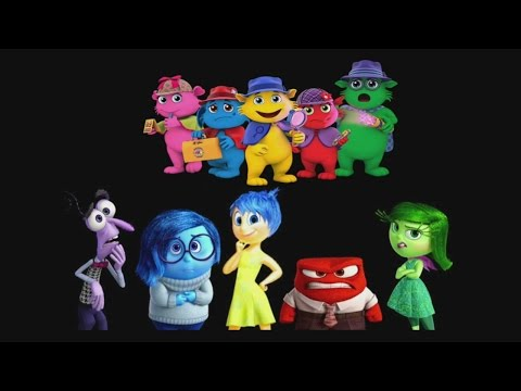 Minnesotan Accuses Disney Of Stealing 'Inside Out' Concept
