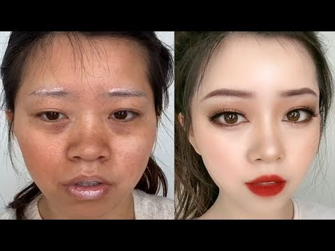 Asian Makeup Tutorials Compilation 2020 - 美しいメイクアップ / part88