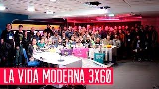 La Vida Moderna 3x60... es pedir vidas al Candy Crush mientras tu abuelo está en la UCI