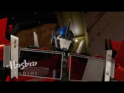 Transformers: Prime - Our Most Trusted Friend