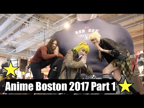 ~*Anime Boston 2017 Vlog Part 1: Photoshoots, Mom, Spuds*~