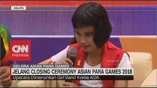 Jelang Closing Ceremony Asian Para Games 2018