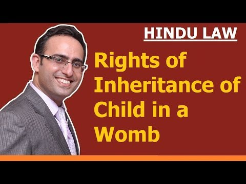 Restitution of Conjugal Rights (Video-5) (Rights of Inheritance of child in a womb)