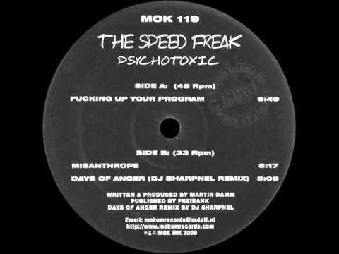 The Speed Freak   Misanthrope