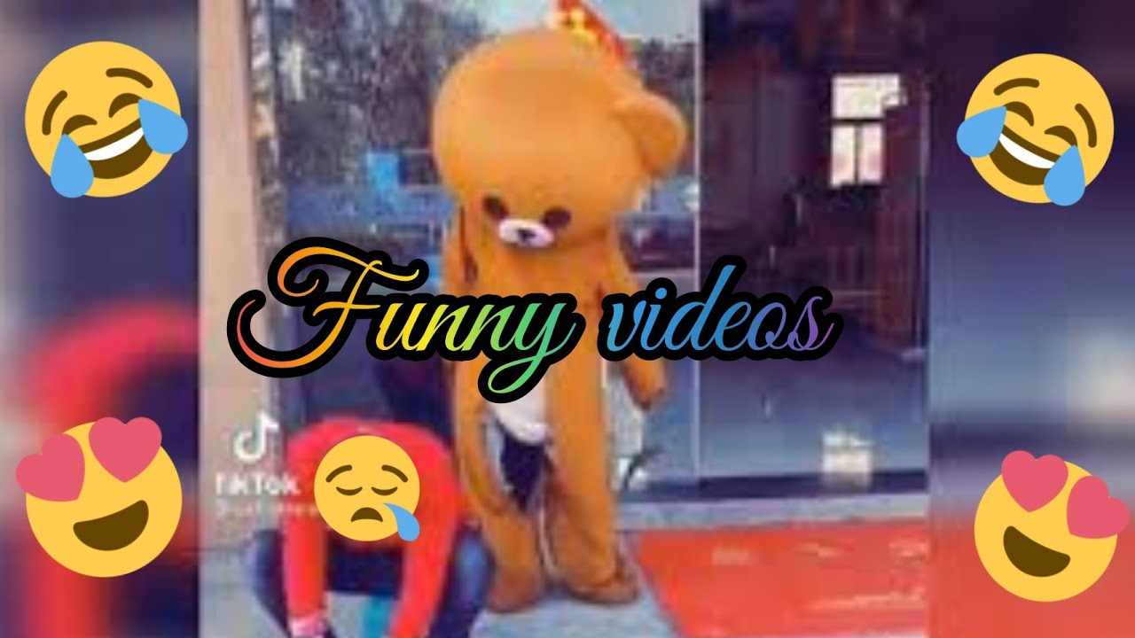 TRY NOT TO LAUGH.New funny videos. Funny video clips.(Funny Video)