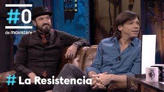 LA RESISTENCIA - Entrevista a Álex O'Dogherty y Frank Spano | #LaResistencia 19.11.2018